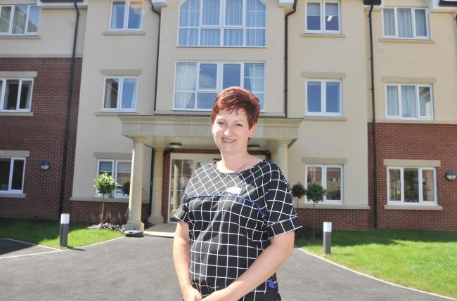 Swindon dementia care home