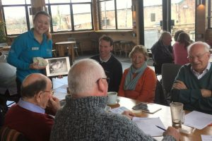 Chester Zoo's fortnightly dementia cafe